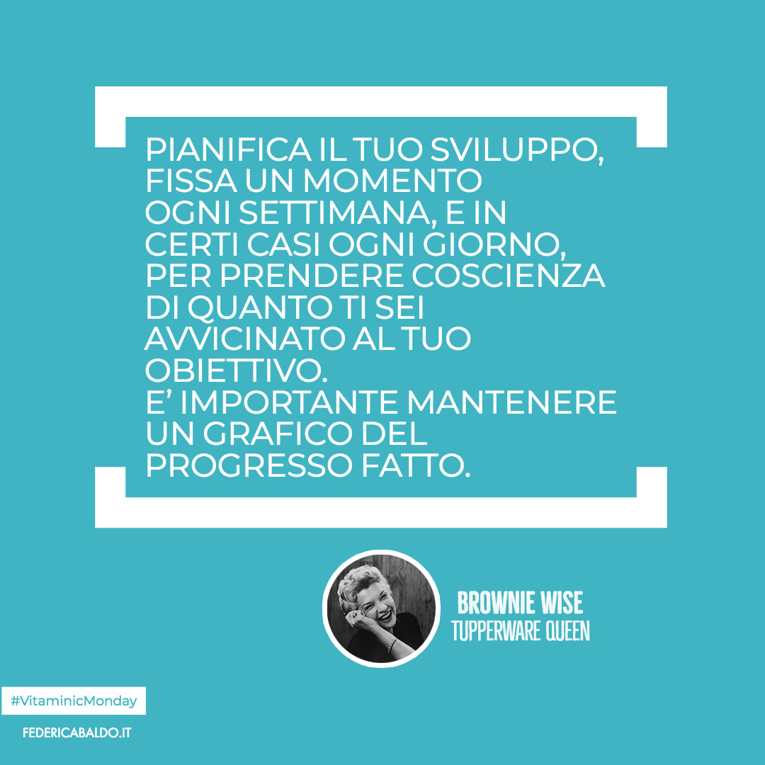 Brownie Wise e l'importanza della brand strategy